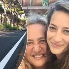 Via Ostiense, nuovo asfalto nel punto in cui morì Elena Aubry. La mamma: «Hanno atteso la tragedia»