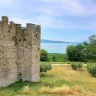Lago Trasimeno, da Castiglione del Lago all'Isola Polvese tra castelli, borghi, arte e dame
