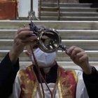 Napoli, il cardinale Sepe: «San Gennaro non farà mancare l'apporto alla città»