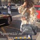 Grande Fratello Vip, Elisabetta Gregoraci inseguita dai paparazzi dopo l'addio alla Casa: cosa è successo