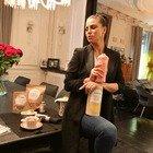 Claudia Galanti, guai in casa