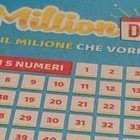 Million Day, estrazione di sabato 10 agosto 2019: i numeri vincenti