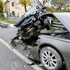 Frontale tra auto a Rovigo, morto bimbo di 5 anni: gravissima la madre