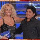 Antonella Clerici, il ricordo di Maradona in diretta: «Aveva due sogni, partecipare al Mondiale e vincerlo»