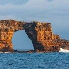 L'Arco di Darwin nelle Galapagos è crollato