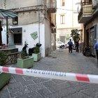 Napoli: sparatoria nei vicoli del Mercato, ucciso pregiudicato (Newfotosud, Sergio Siano)