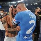Lazio-Roma 3-2, il primo derby è di Sarri. Decidono le reti di Milinkovic, Pedro e Felipe. Giallorossi in gol con Ibanez e Veretout
