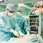 Tumore da rene a cuore rimosso con il robot