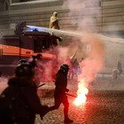 Roma, scontri e disordini a Piazza del Popolo
