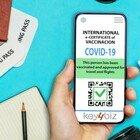 Green pass Covid, ecco il certificato vaccinale per tornare a viaggiare