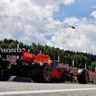 Terza pole consecutiva per Verstappen