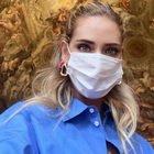 Chiara Ferragni sbotta per un commento sulla foto con Leone al museo