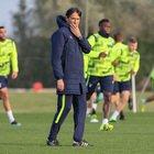La strana vigilia della Lazio tra incertezze e allenamenti