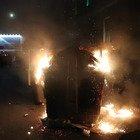 Roma, scontri e disordini in centro