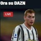 Juve-Cagliari, Dazn down, impossibile per molti vedere la partita