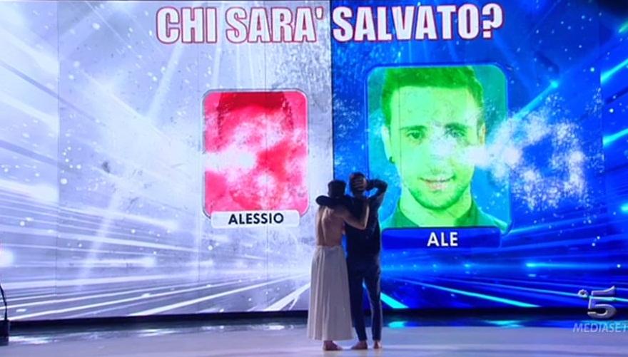 Amici15: Elisa scrive ad Alessio