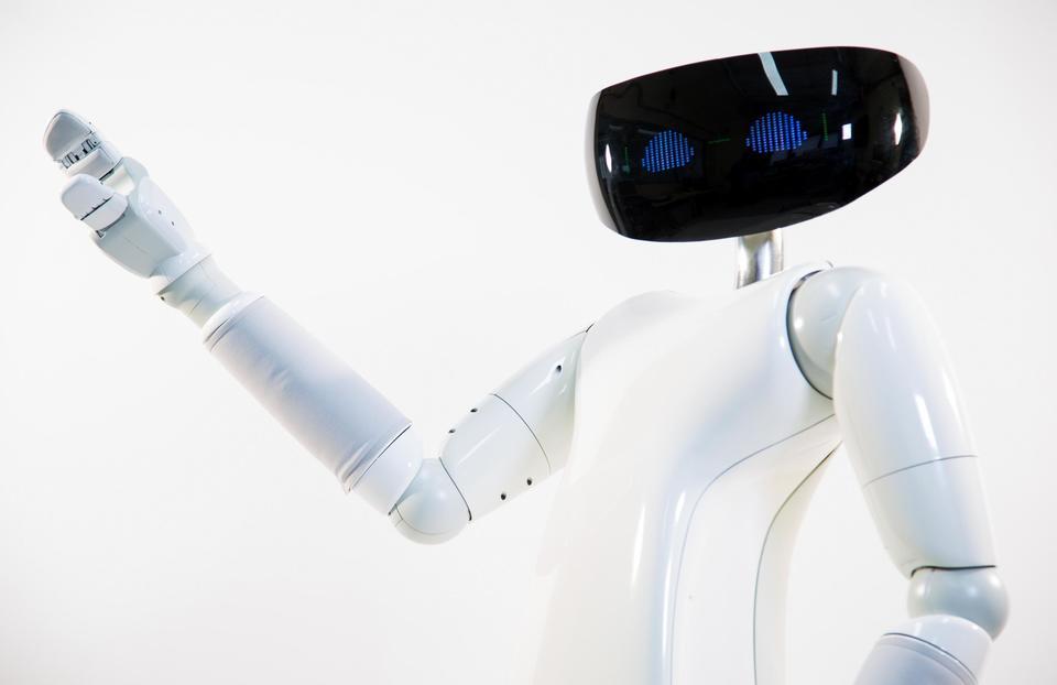 Ecco R1, il robot per famiglie progettato in Italia