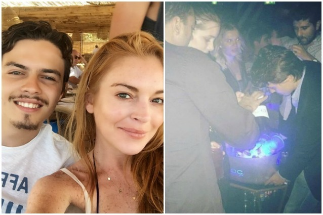 Lindsay Lohan è incita: la conferma arriva da suo padre