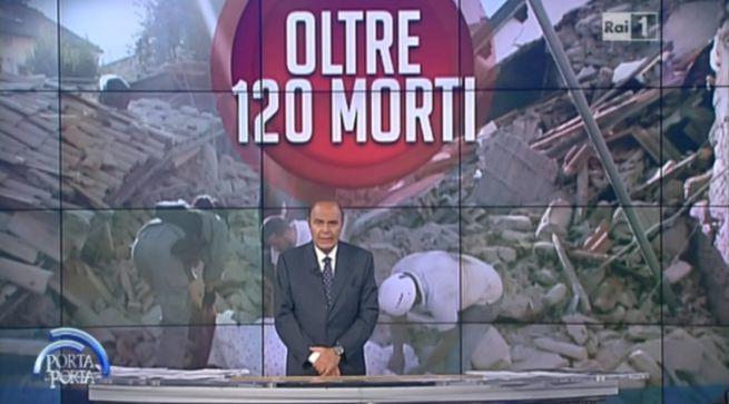 Terremoto: Fico, interrogazione su Vespa, inadatto a tv pubblica
