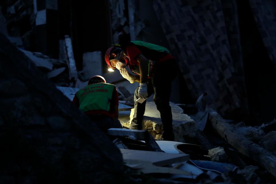 Terremoto Centro Italia: paesini distrutti