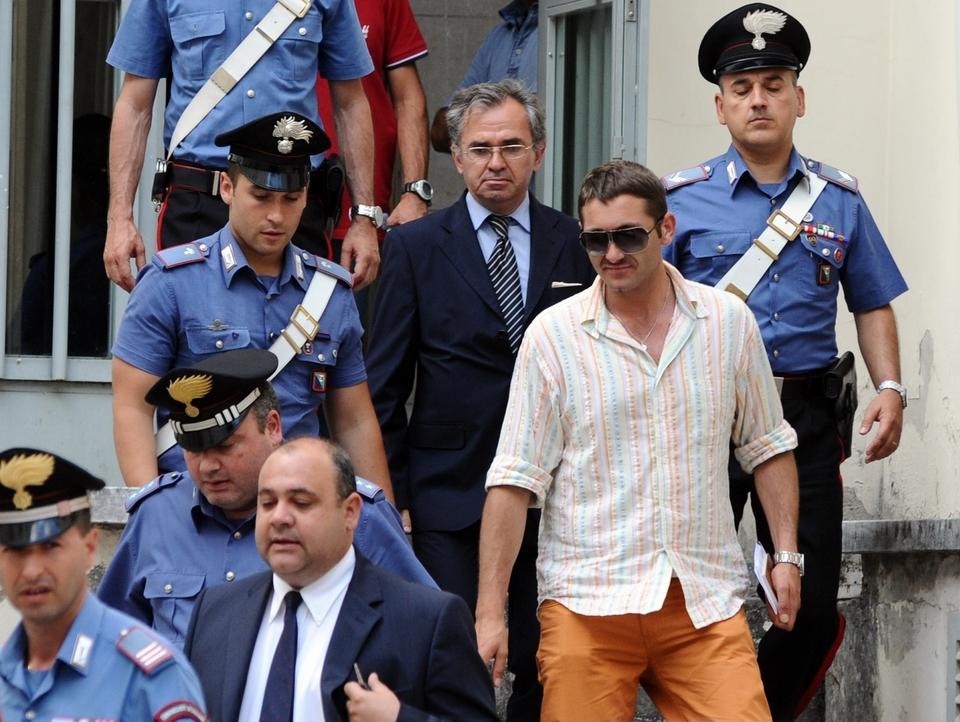 Omicidio Melania Rea degradato Parolisi, l'ex caporal maggiore lascia il carcere militare