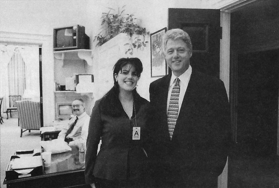 Lewinsky, mi pento ancora del mio errore