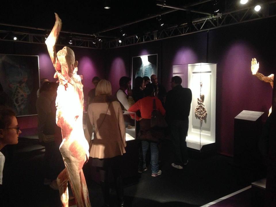 A Milano con la mostra