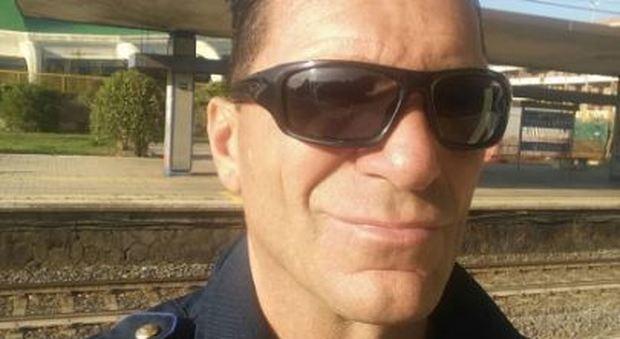 Sasso contro treno Roma-Lido: ferita macchinista a Tor di Valle