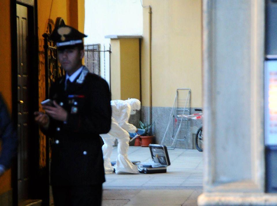 Milano - Gravisimo il bimbo egiziano caduto dal terzo piano