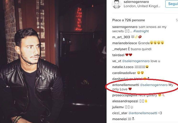 Grande Fratello Vip: Antonella Mosetti e Gennaro Salerno si sono lasciati?