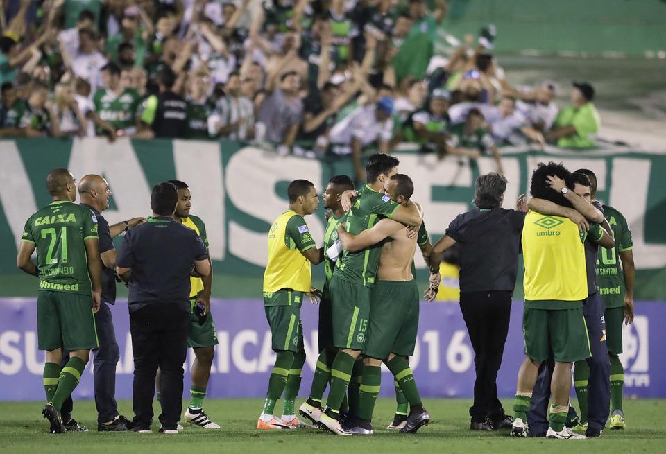 Aereo precipita nei pressi di Medellin A bordo la squadra brasiliana Chapecoense