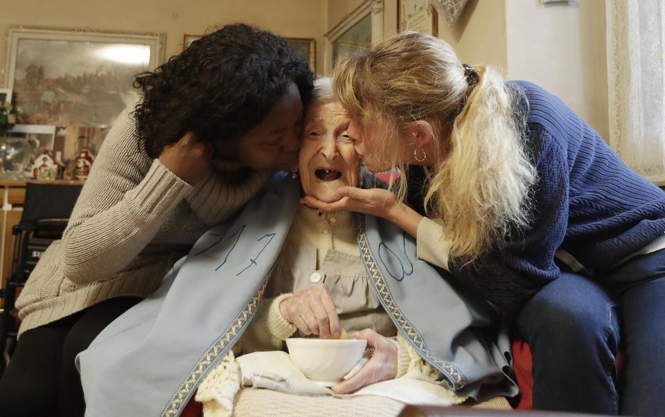 Emma Morano, la donna più vecchia al mondo oggi spegne 117 candeline