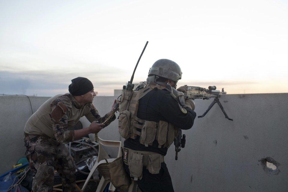 Mosul, esercito iracheno: