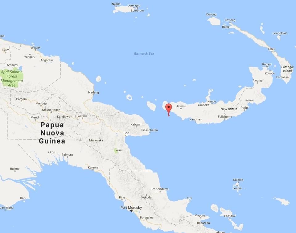 Terremoto, scossa di 6.1 in Papua Nuova Guinea: allarme tsunami