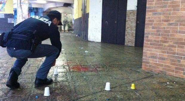 Sparatoria a Scampia Un morto e un ferito grave