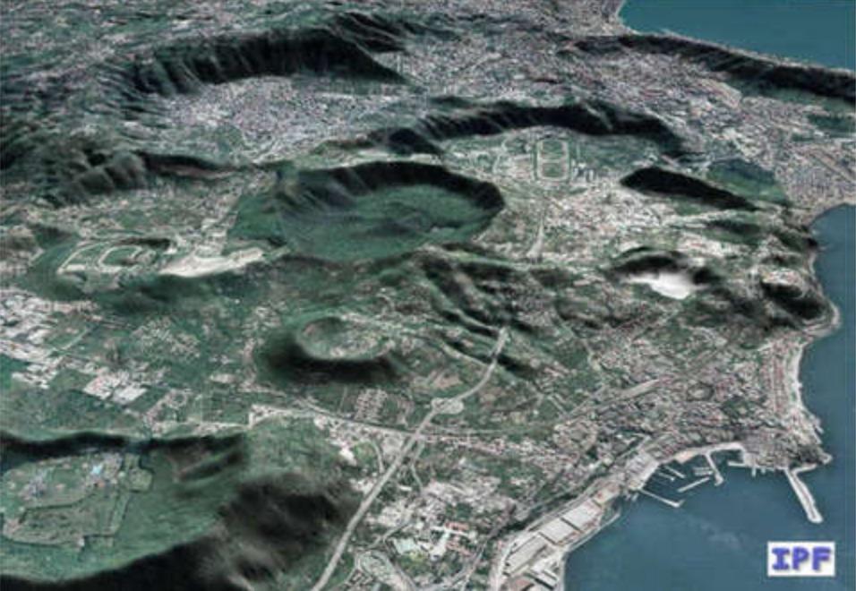 Campi Flegrei, segnali forti di risveglio del SuperVulcano