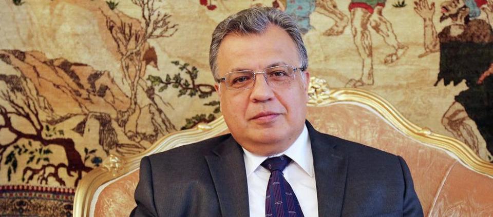 Risultati immagini per ambasciatore russo