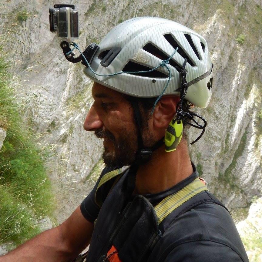 Andrea Pietrolungo, speleologo eroe del Rigopiano muore di infarto a 39 anni