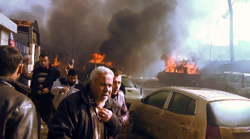 Siria, autobomba al mercato di Azaz: almeno 43 vittime