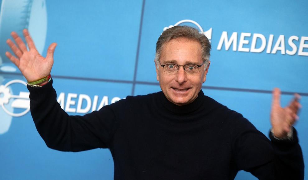 Bonolis resta a Mediaset per due anni