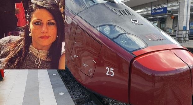 PIGNATARO MAGGIORE. Dopo la morte di Annalisa, Italo le dedica un treno