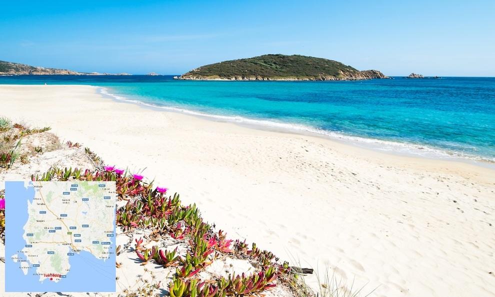 Mediterraneo le 10 spiagge pi belle dalla spagna a cipro for Disegni moderni della casa sulla spiaggia