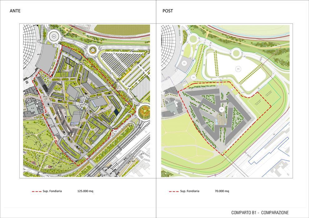 Stadio della roma ecco il nuovo progetto via le torri for Progetto del piano di costruzione