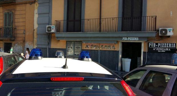 Agguato in un pub alla Riviera di Chiaia: ucciso un 29enne
