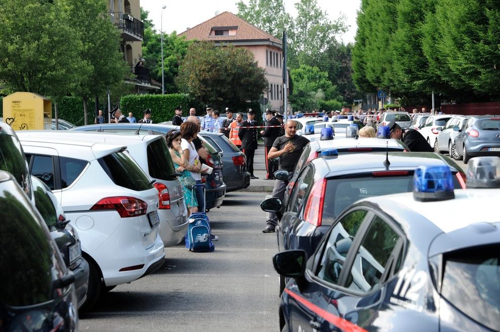 Nel Milanese, spara alla moglie e tenta suicidio: gravissimi