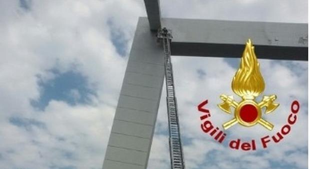 Intervento VVF sulla Roma-Fiumicino: problemi su ponte, traffico in tilt