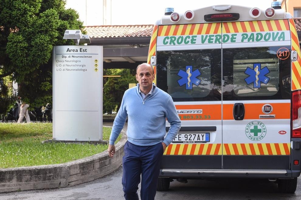 Padova, grave malore per Sergio Giordani: gli aggiornamenti