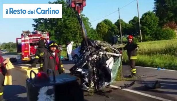 Bologna, tre morti in incidente stradale