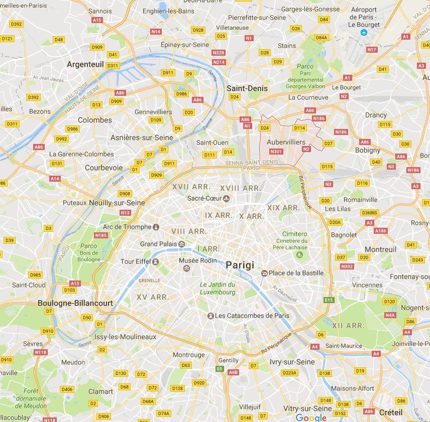 Parigi: molotov contro locale, arrivano i vigili del fuoco