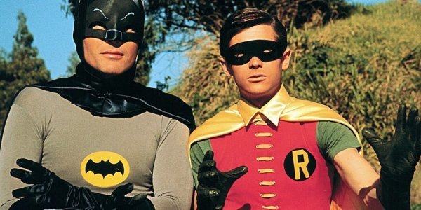 Addio Adam West, volto di Batman in tv